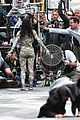 sofia boutella films the mummy in full costume makeup 27