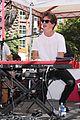 charlie puth go pool flamingo vegas performance 11