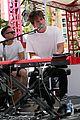 charlie puth go pool flamingo vegas performance 19