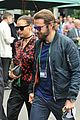 bradley cooper irina shayk check out wimbledon again 03