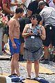 jamie dornan wife amelia warner fifty shades beach scenes 18