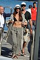 gerard butler couples up with morgan brown in italy 02