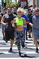 julianne hough derek pulse run move interactive 07