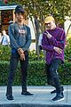 jaden smith harry hudson get silly for cameras 23