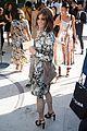 zoe kravitz milla jovovich hit up valentino fashion show in style 10