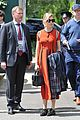 sienna miller orange beauty wimbledon 03
