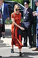sienna miller orange beauty wimbledon 10
