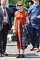 sienna miller orange beauty wimbledon 15