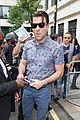 chris pine zachary quinto suave style in london 11