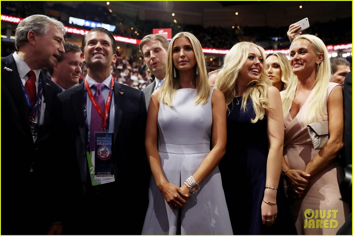 politics news tiffany trump speech republican national convention