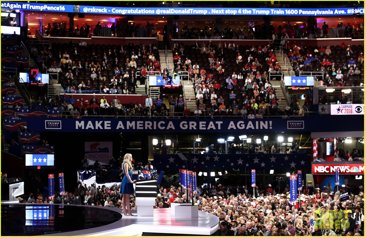 tiffany trump gives speech at republican national convention 173711121