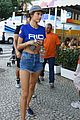 alessandra ambrosio makes the most of her time in rio 08