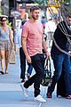 calvin harris pink shirt new york city 08