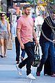 calvin harris pink shirt new york city 10