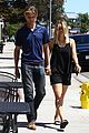 kaley cuoco and boyfriend karl cook step out for a lunch date 23