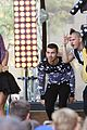 dnce jinjoo purple hair today show performance 07