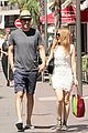 isla fisher sacha baron cohen st tropez vacation 09
