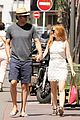 isla fisher sacha baron cohen st tropez vacation 19