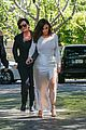 kim kardashian family lunch after car accident 11