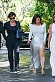 kim kardashian family lunch after car accident 35
