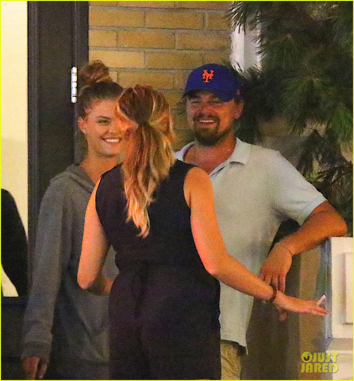 Leonardo DiCaprio & Nina Agdal Keep Close for NYC Dinner ... Leonardo Dicaprio Dating