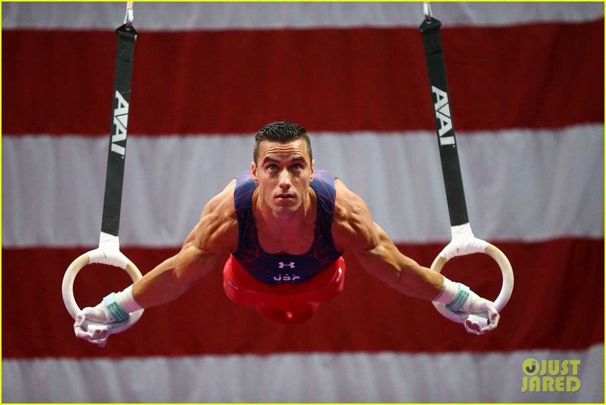 Men s gymnastics team 2016 meet the olympic hotties photo
