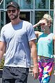 miley cyrus have an afternoon lunch date 21