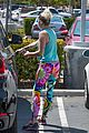 miley cyrus have an afternoon lunch date 31