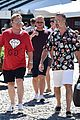 neil patrick harris david burtka join elton john in italy 24