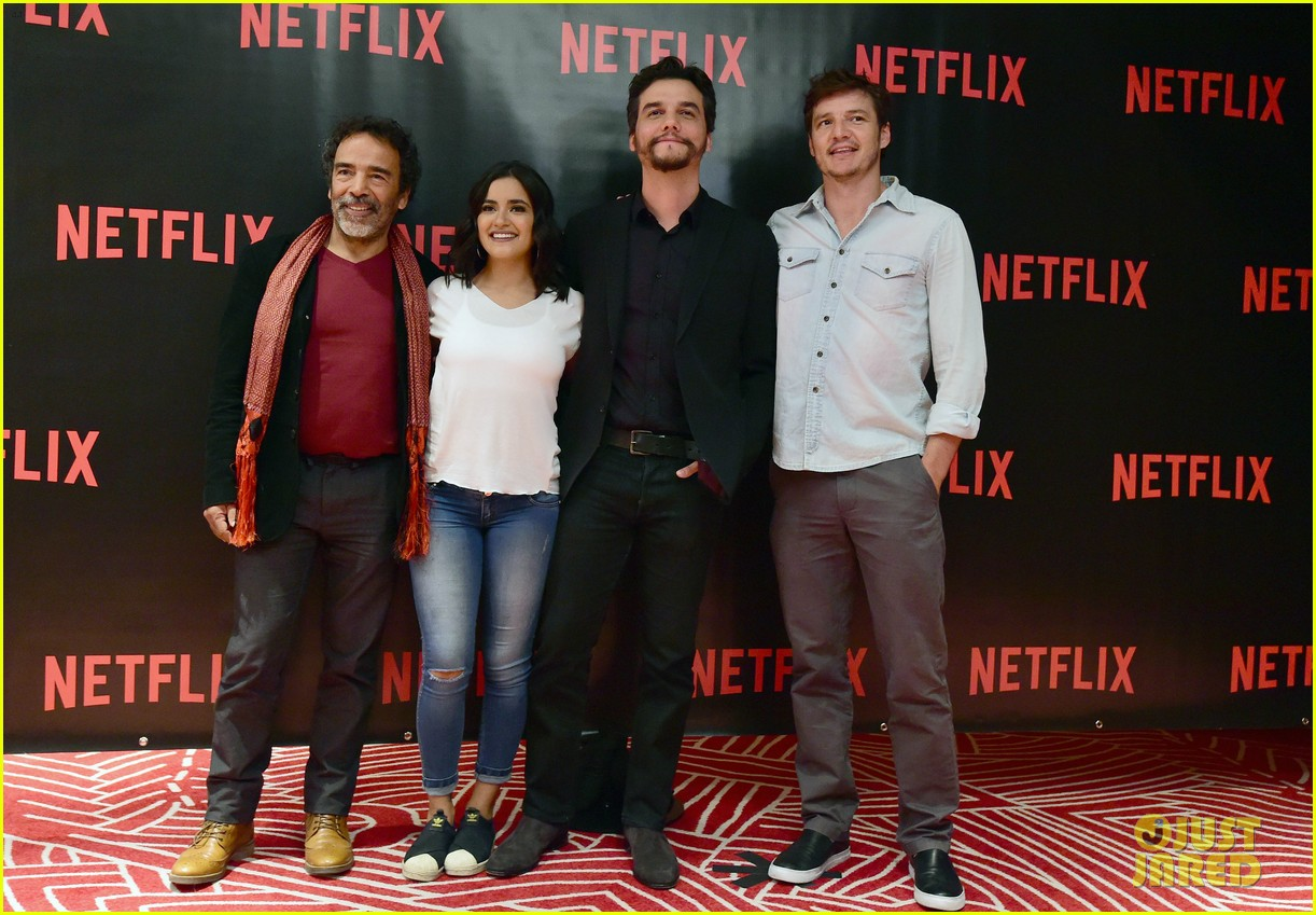 Cast of narcos mexico