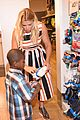 busy philipps hosts baby2baby back to school event with daughter birdie 18