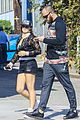 ronda rousey travis browne hang out in venice 11