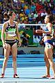 inspiring runners win rare olympic medal for sportsmanship 11