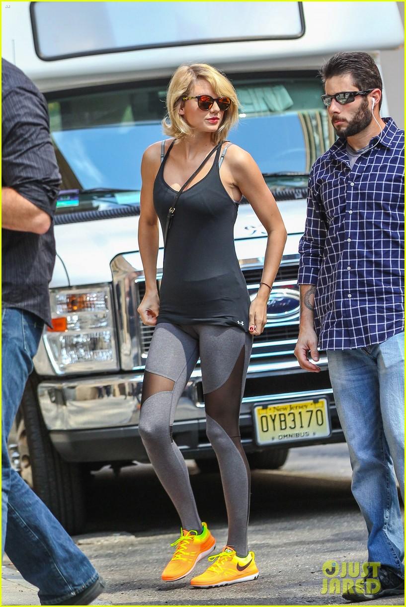 Taylor Swift Workout 2016