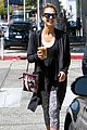 jessica alba grabs coffee with friends 13