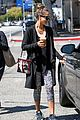 jessica alba grabs coffee with friends 23