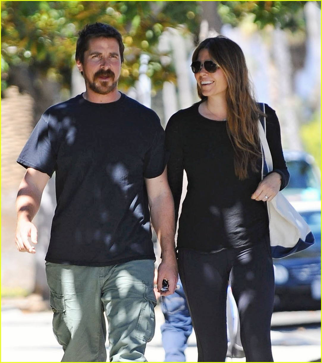 christian bale sibi blazic step out for lunch 043770804