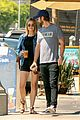 chace crawford and rebecca rittenhouse step out for breakfast and furniture shopping 12