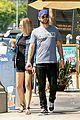 chace crawford and rebecca rittenhouse step out for breakfast and furniture shopping 14