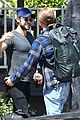 chace crawford and rebecca rittenhouse step out for breakfast and furniture shopping 19