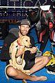 james marsden zac efron among celebs malibu triathlon 19