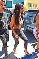 kim kourtney and khloe kardashian enjoy their friday in miami 23