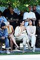 kylie kendall jenner walk runway in yeezy season four show 07