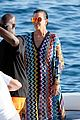kourtney kardashian waterslides off a yacht with mom kris jenner corey gamble01328mytext