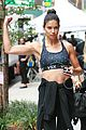 adriana lima shows off impressive abs 03