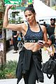 adriana lima shows off impressive abs 06