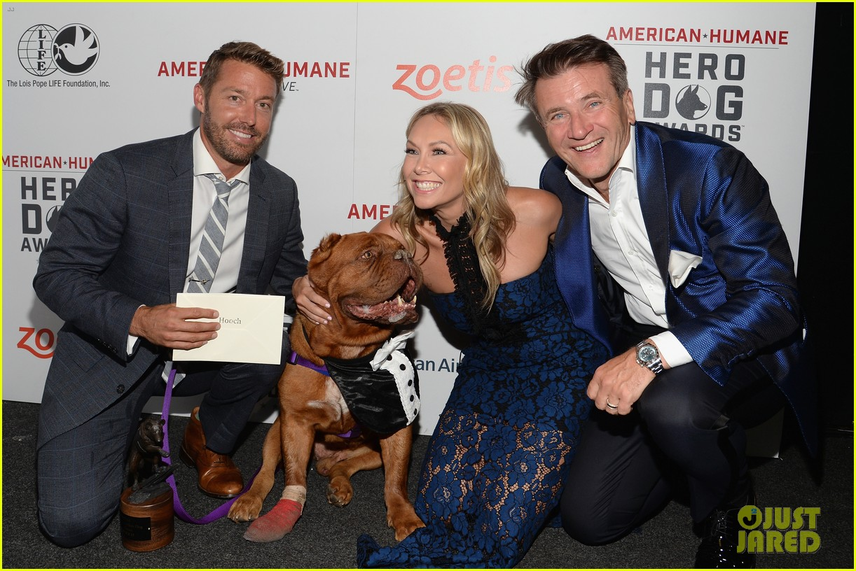 katharine mcphee shows her support at the hero dog awards 2016 383755664