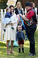 kate middleton prince william balloon animals george charlotte 25