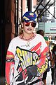 rita ora hangs in nyc before fashion week 02