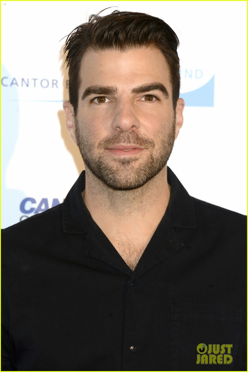 zachary quinto uzo aduba more lend support at 912 annual charity day 033759737